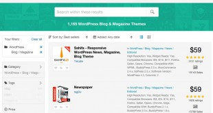 installare tema wordpress