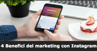 4 Benefici del marketing con Instagram
