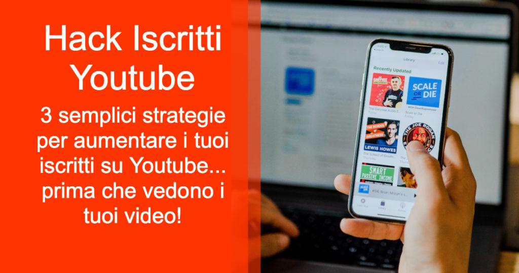 hack iscritti youtube